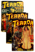 Pulps:Horror, Terror Tales Group (Popular, 1938-40).... (Total: 3 )