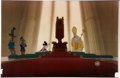 "Movie/TV Memorabilia:Original Art, ""The Prince and the Pauper"" Original Production Cel...."