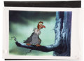 Movie/TV Memorabilia:Original Art, The Jungle Book Original Production Cel....