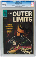 Silver Age (1956-1969):Science Fiction, Outer Limits #4 File Copy (Dell, 1964) CGC NM 9.4 Off-white pages....