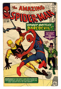 The Amazing Spider-Man #16 (Marvel, 1964) Condition: VG/FN