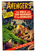 Silver Age (1956-1969):Superhero, The Avengers #3 (Marvel, 1964) Condition: VG/FN....