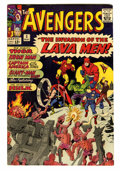 Silver Age (1956-1969):Superhero, The Avengers #5 (Marvel, 1964) Condition: FN/VF....