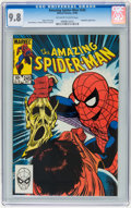 Modern Age (1980-Present):Superhero, The Amazing Spider-Man #243-246 CGC-Graded Group (Marvel, 1983) CGCNM/MT 9.8 Off-white to white pages.... (Total: 4 Comic Books)
