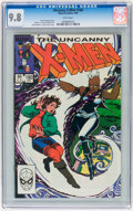 Modern Age (1980-Present):Superhero, X-Men #180, 181, and 282 CGC-Graded Group (Marvel, 1984-91) CGCNM/MT 9.8.... (Total: 3 Comic Books)