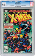 Modern Age (1980-Present):Superhero, X-Men #133 (Marvel, 1980) CGC NM/MT 9.8 Off-white to whitepages....