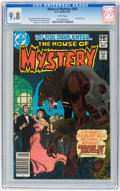 Modern Age (1980-Present):Horror, House of Mystery #292 (DC, 1981) CGC NM/MT 9.8 White pages....