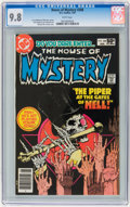Modern Age (1980-Present):Horror, House of Mystery #288 (DC, 1981) CGC NM/MT 9.8 White pages....