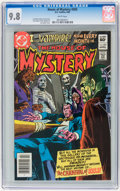 Modern Age (1980-Present):Horror, House of Mystery #303 (DC, 1982) CGC NM/MT 9.8 White pages....