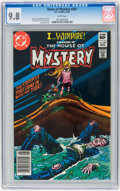 Modern Age (1980-Present):Horror, House of Mystery #307 (DC, 1982) CGC NM/MT 9.8 White pages....