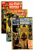 Bronze Age (1970-1979):Western, All-Star Western #4, 9, and 10 Group (DC, 1971-72).... (Total: 3 Comic Books)