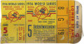 Baseball Collectibles:Tickets, 1956 World Series Game 5 Ticket Stub from Don Larsen's PerfectGame. The 64,519 fans in attendance for Game 5 of the '56 Wo...