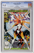 Modern Age (1980-Present):Superhero, X-Men #164 (Marvel, 1982) CGC NM/MT 9.8 White pages....