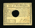 Colonial Notes:New Hampshire, New Hampshire April 29, 1780 $20 HOC Choice About New....