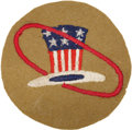 Military & Patriotic:WWI, World War I: United States 94th Aero Squadron Patch....