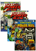 Bronze Age (1970-1979):Superhero, Power Man Group (Marvel, 1974-77) Condition: Average VF/NM.... (Total: 24 )