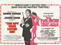"Movie Posters:James Bond, The Spy Who Loved Me/The Pink Panther Strikes Again Combo (UnitedArtists, 1977). British Quad (30"" X 40"").. ..."