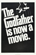 "Movie Posters:Crime, The Godfather (Paramount, 1972). One Sheet (27"" X 41"") Advance....."