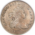 Early Dollars, 1800 $1 Dotted Date AU55 PCGS....