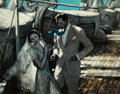 Paintings, BENTON H. CLARK (American, 1895-1964). The King's Son, Cosmopolitan illustration. Oil on canvas. 22 x 28 in.. Signed low...