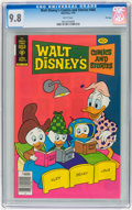 Bronze Age (1970-1979):Cartoon Character, Walt Disney's Comics and Stories #466 File Copy (Gold Key, 1979)CGC NM/MT 9.8 White pages....