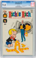Bronze Age (1970-1979):Humor, Richie Rich #111 File Copy (Harvey, 1971) CGC NM/MT 9.8 Whitepages....