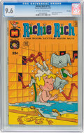 Bronze Age (1970-1979):Cartoon Character, Richie Rich #112 File Copy (Harvey, 1972) CGC NM+ 9.6 Off-white towhite pages....
