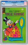 Bronze Age (1970-1979):Cartoon Character, Uncle Scrooge #113 File Copy (Gold Key, 1974) CGC NM+ 9.6 Whitepages....