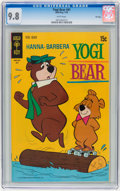Bronze Age (1970-1979):Cartoon Character, Yogi Bear #41 File Copy (Gold Key, 1970) CGC NM/MT 9.8 Whitepages....