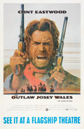 "Movie Posters:Western, The Outlaw Josey Wales (Warner Brothers, 1976). New York One Sheet(29.25"" X 44.75"").. ..."
