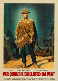 "For a Few Dollars More (PEA, 1965). Italian Folio Set of 3 (26.75"" X 36.5""). ... (Total: 3 Items)"