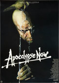 """Movie Posters:War, Apocalypse Now (United Artists, 1979). German A1 (23.5"""" X 33"""")....."""