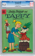 Silver Age (1956-1969):Humor, Four Color #746 Dotty Dripple and Taffy - File Copy (Dell, 1956) CGC NM- 9.2 Cream to off-white pages....