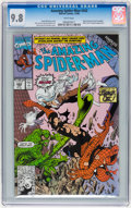 Modern Age (1980-Present):Superhero, The Amazing Spider-Man #342, 344, and 346 CGC-Graded Group (Marvel,1990-91) Condition: CGC NM/MT 9.8 White pages.... (Total: 3 ComicBooks)