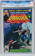 Bronze Age (1970-1979):Horror, Tomb of Dracula #70 (Marvel, 1979) CGC NM/MT 9.8 White pages....