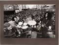Music Memorabilia:Photos, Grateful Dead Concert Photo by Jim Marshall....