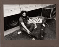 Music Memorabilia:Photos, Grateful Dead Related - Jerry Garcia Photo by Jim Marshall....