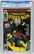 Bronze Age (1970-1979):Superhero, The Amazing Spider-Man #194 (Marvel, 1979) CGC NM/MT 9.8 White pages....