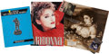 Music Memorabilia:Memorabilia, Madonna Like a Virgin LP and Tour Items.... (Total: 6 Items)