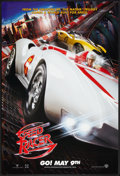 """Movie Posters:Action, Speed Racer (Warner Brothers, 2008). One Sheet (27"""" X 40"""") SS Advance. Action.. ..."""