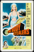 """Movie Posters:Science Fiction, The Body Stealers (Allied Artists, 1970). One Sheet (27"""" X 41"""").Science Fiction.. ..."""