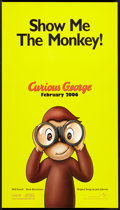 "Movie Posters:Animated, Curious George (Universal, 2005). One Sheet (27"" X 40"") DS Advance.Animated.. ..."