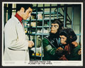 "Movie Posters:Science Fiction, Escape from the Planet of the Apes (20th Century Fox, 1971). LobbyCard Set of 8 (11"" X 14""). Science Fiction.. ... (Total: 8 Items)"