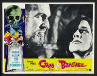 "Cry of the Banshee (American International, 1970). Lobby Card Set of 8 (11"" X 14""). Horror. ... (Total: 8 Item..."