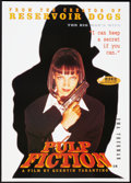 "Movie Posters:Crime, Pulp Fiction (Miramax, 1994). British Poster (24"" X 34""). Crime....."