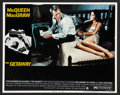 """Movie Posters:Action, The Getaway (National General, 1972). Lobby Cards (8) (11"""" X 14"""").Action.. ... (Total: 8 Items)"""
