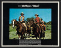 "Movie Posters:Western, Chisum (Warner Brothers, 1970). Lobby Card Set of 8 (11"" X 14""). Western.. ... (Total: 8 Items)"