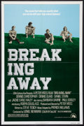"Movie Posters:Sports, Breaking Away (20th Century Fox, 1979). One Sheet (27"" X 41""). Sports.. ..."