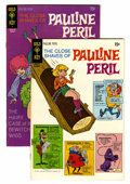 Bronze Age (1970-1979):Cartoon Character, The Close Shaves of Pauline Peril File Copy Group (Gold Key, 1970)Condition: VF/NM.... (Total: 6 Comic Books)