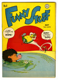"Golden Age (1938-1955):Funny Animal, Funny Stuff #9 Davis Crippen (""D"" Copy) pedigree (DC, 1946)Condition: VF+...."